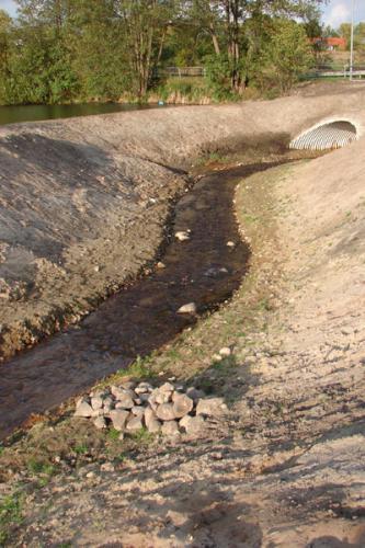 Wasser- und Bodenverband Uelzen - Projekt Gewässerallianz Niedersachsen - Renaturierung Banrstedter Bach